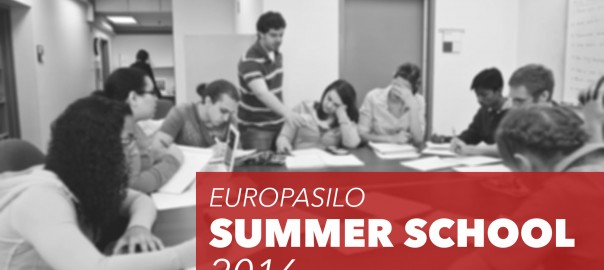 europasilo summer school 2016
